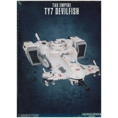 Tau Empire TY7 Devilfish